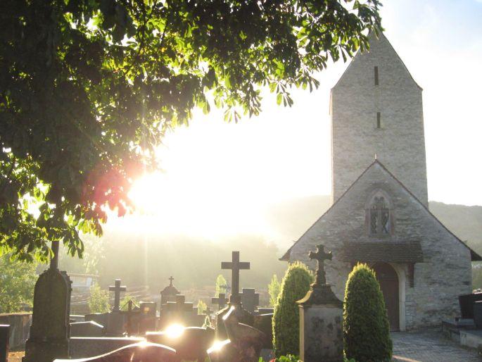 La chapelle de Burnkirch