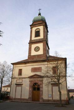 L\'Eglise Saint-Charles