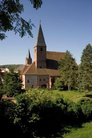 L\'Eglise Saint Jean de Wissembourg accueille régulièrement des concerts et notamment le Festival International de Musique de Wissembourg