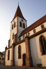 L\'église Saint-Martin d\'Ammerschwihr