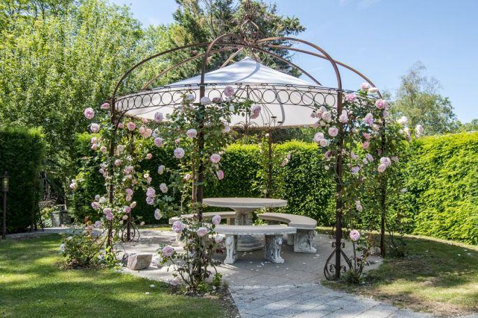L\'Enchan\'Thé: le nouveau salon de thé du domaine Féerie d\'Alsace