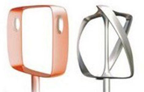 L\'éolienne individuelle de Philipp Starck