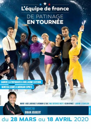 L\'équipe de France de Patinage