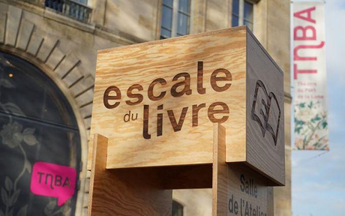 L\'Escale du livre de Bordeaux