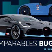 La Cité de l\'Auto : une expo d\'exception dédiée au mythe Bugatti !