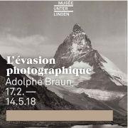 L\'évasion photographique - Adolphe Braun