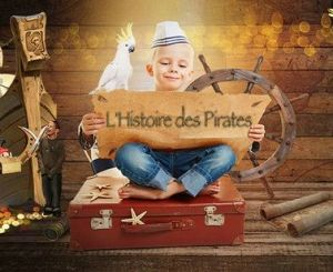 L\'histoire des pirates