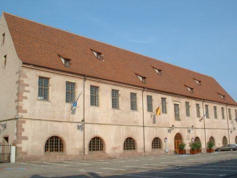 L\'Hôtel de la Monnaie abrite régulièrement les manifestations de la vie associative et culturelle de Molsheim