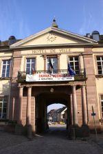 L\'hôtel de ville de Riquewihr