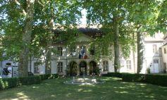 L\'hôtel de ville de Rixheim, dans le Haut-Rhin