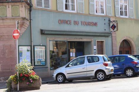 L\'Office de Tourisme de la région de Guebwiller-Soultz à Soultz