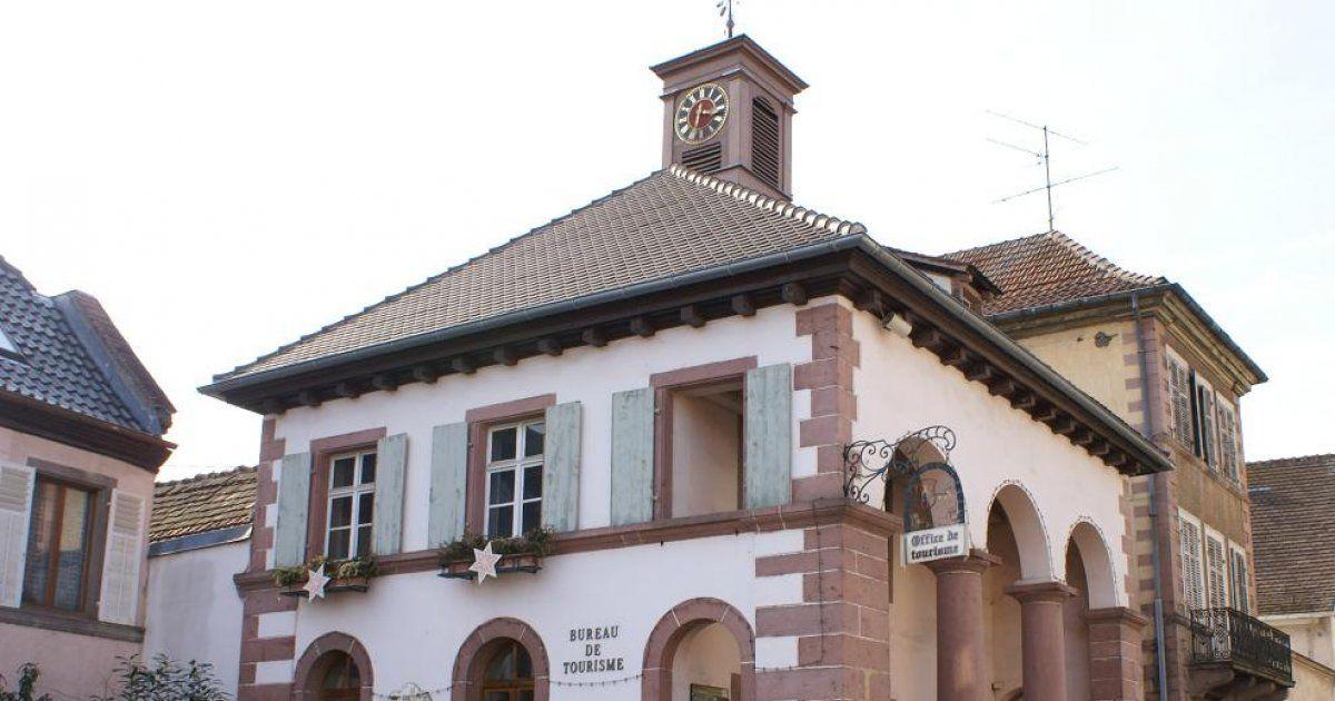 La ville de ribeauvill visite guid e office de - Office du tourisme oloron sainte marie ...