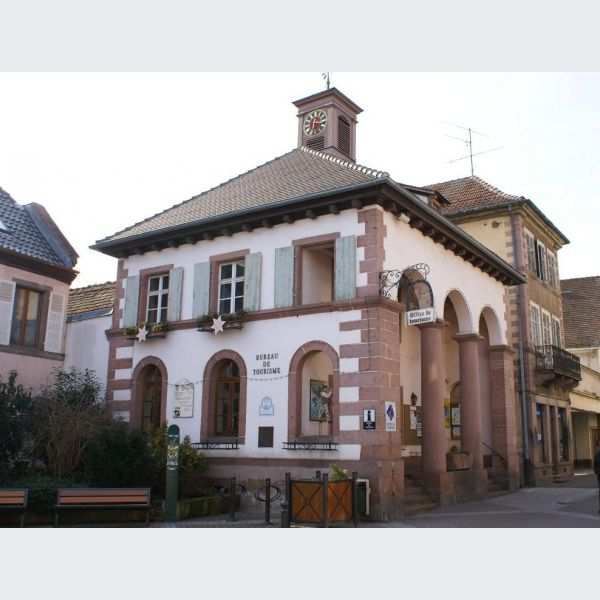 office de tourisme kintzheim
