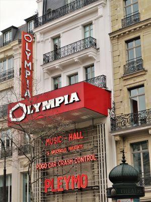 L'Olympia Bruno Coquatrix