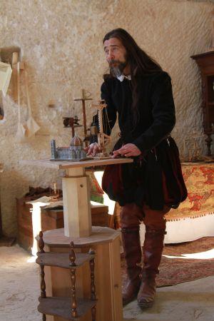 Léonard de Vinci, ingénieur, scientifique et inventeur !