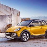 L\'Opel Adam Rocks : un suv en miniature !