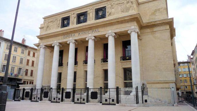 L\'Opéra de Marseille