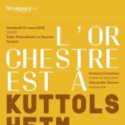 L'Orchestre est à Kuttolsheim