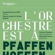 L\'Orchestre est à Pfaffenhoffen