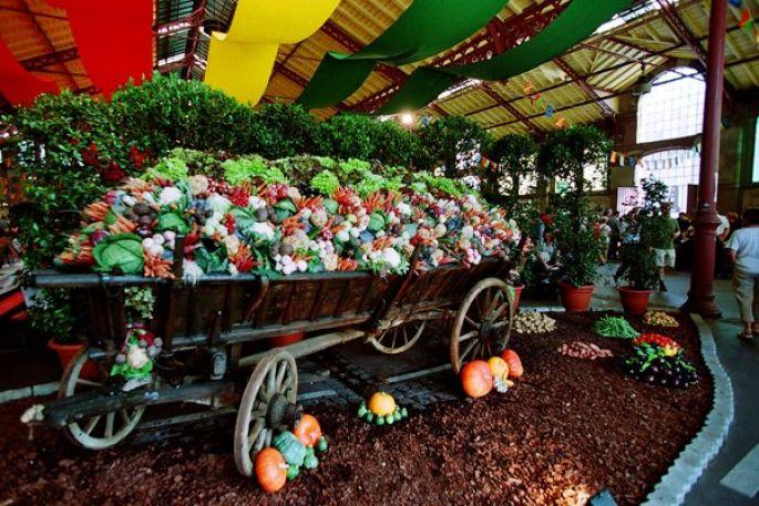 La 1ère Fête des Récoltes à Colmar
