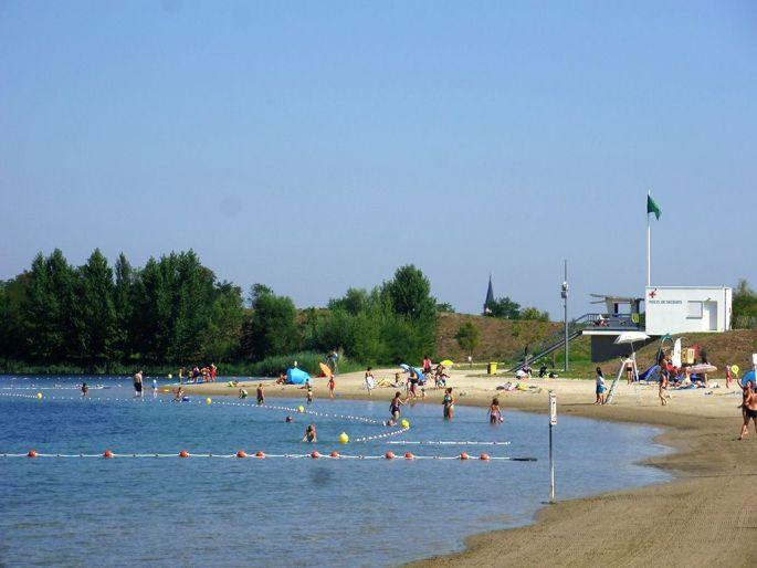 La base nautique de Colmar-Houssen