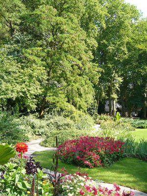 La belle saison multiplie les couleurs de l\'Orangerie