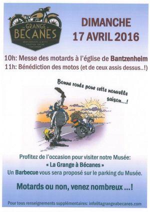 La bénédiction des motards