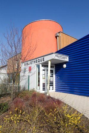 La bibliothèque municipale de Dingsheim Griesheim fait partie du réseau Ko\'libris