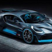 La Bugatti Divo : pour une poignée de Dollars...