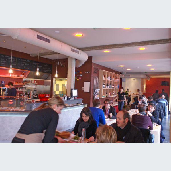 restaurant la cant 39 in mulhouse. Black Bedroom Furniture Sets. Home Design Ideas