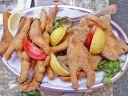 La recette des carpes frites