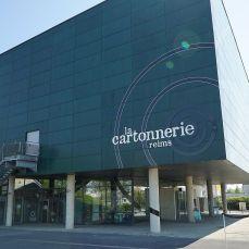 La Cartonnerie à Reims