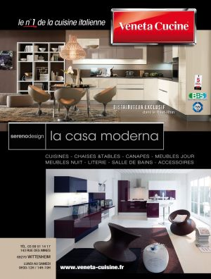 la casa moderna veneta cucine ferm wittenheim. Black Bedroom Furniture Sets. Home Design Ideas