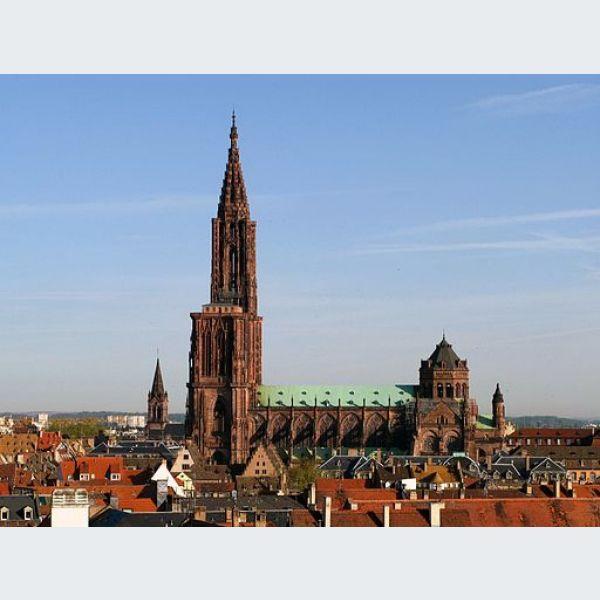 cathedrale de strasbourg - Photo