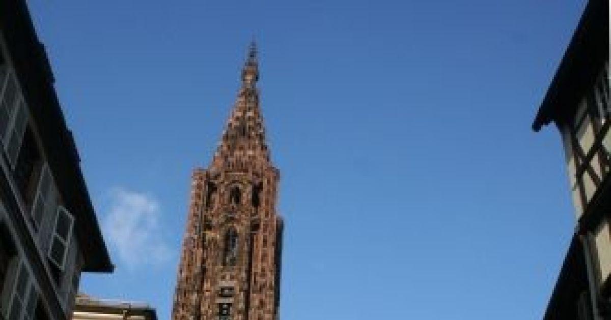 La cath drale et ses abords strasbourg visite guid e - Office tourisme strasbourg visites guidees ...