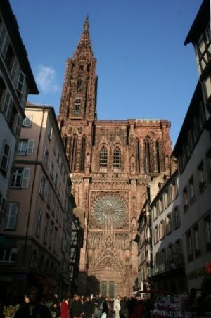 la cath drale et ses abords strasbourg visite guid e office de tourisme. Black Bedroom Furniture Sets. Home Design Ideas
