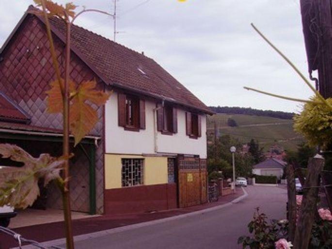 La cave du viticulteur Fred Schoen, à Barr