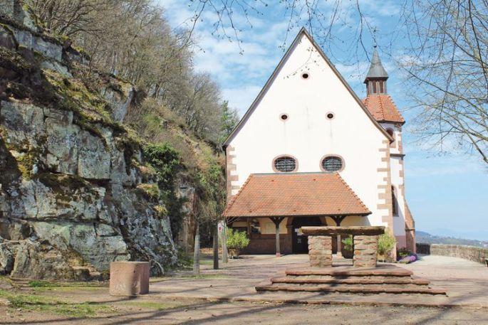 La chapelle du Schauenberg