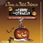 La chasse aux citrouilles - Saison d\'Halloween au Parc du Petit Prince
