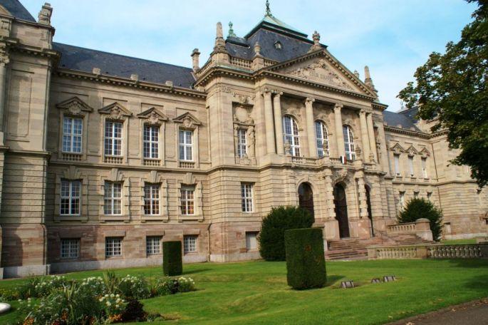 La Cour d\'Appel à Colmar
