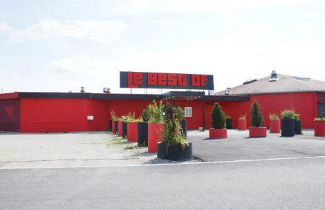 La discothèque Le Best Of, dans la zone industrielle de Sierentz, endroit reconnu des nightclubbers haut-rhinois