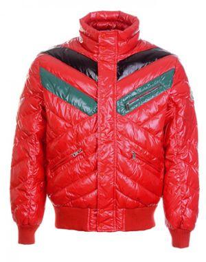 La marque Moncler, aujourd'hui grande griffe de la mode, équipait dans les années 60 les montagnards