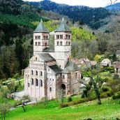 Abbaye Saint Léger de Murbach