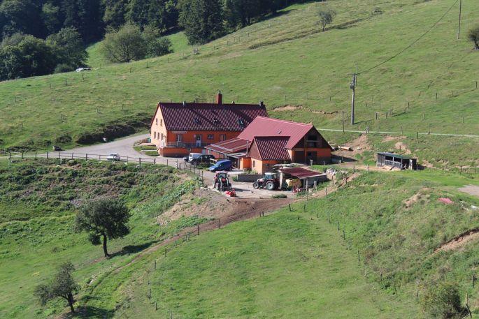 La ferme auberge du Kohlschlag