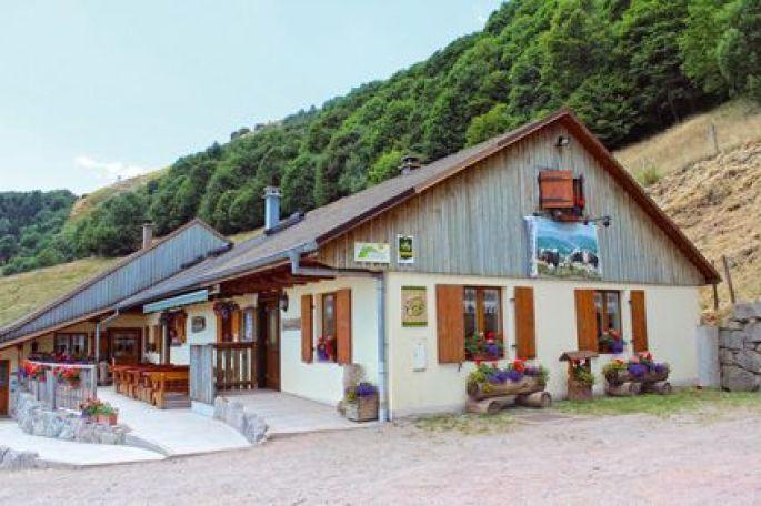 La ferme auberge du Strohberg