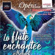 La flûte enchantée : extraits de l\'opéra de Mozart