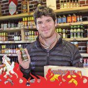 La folie des sauces piquantes : l\'entreprise de cet Alsacien cartonne !