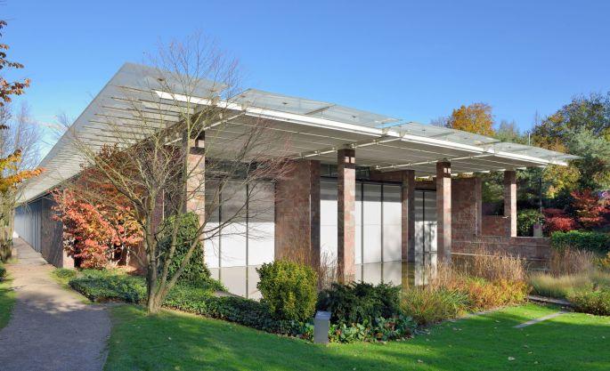 La fondation Beyerler par Renzo Piano