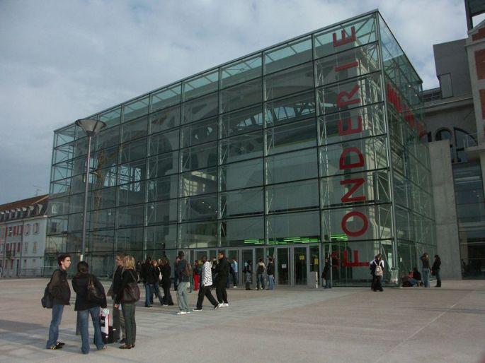 La Fonderie à Mulhouse