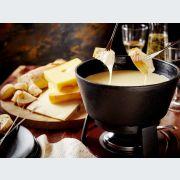 La fondue aux trois fromages